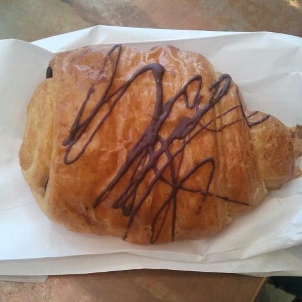 Chocolate Croissant @ Xanadu Bakery