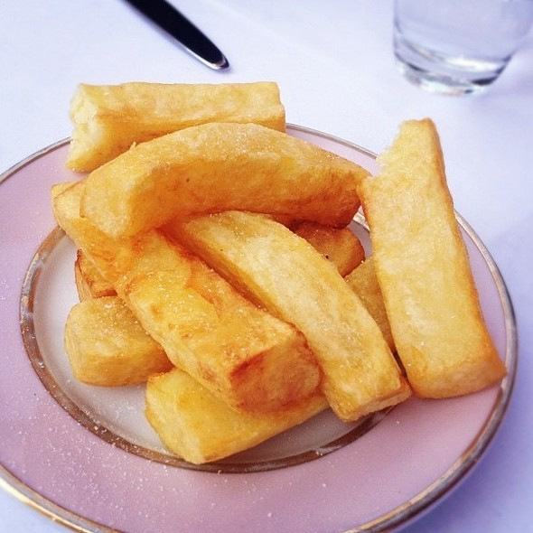 Giant Fries