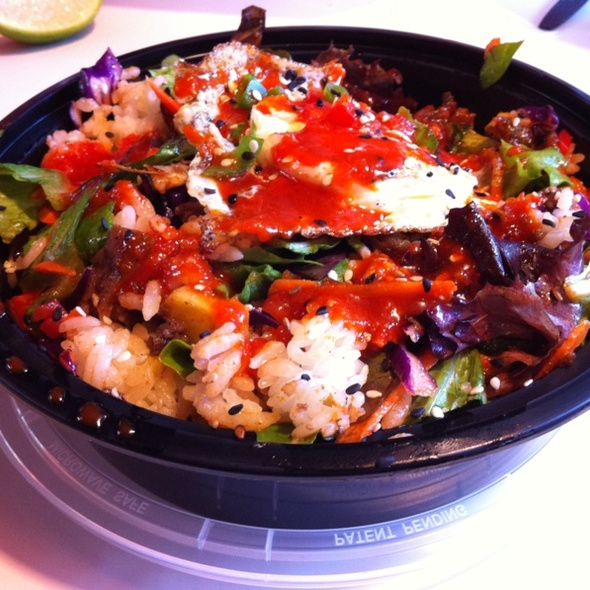 Red Hot Kitchen Menu - Los Angeles, CA - Foodspotting