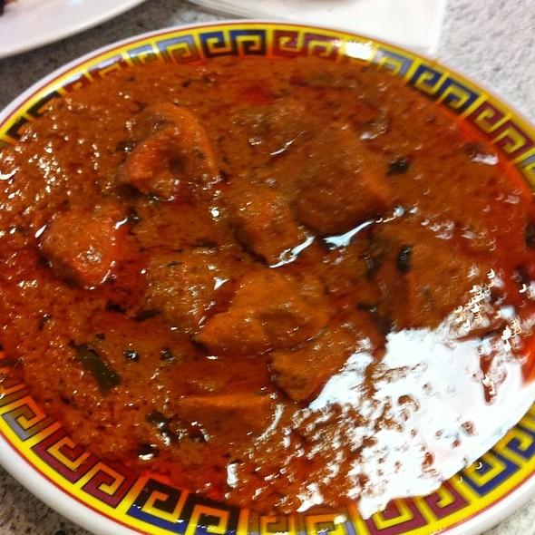 chicken tikka masala @ Shalimar