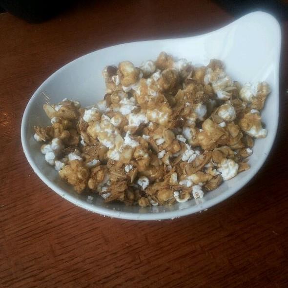 Gluten Free Caramel Corn @ 208 Garfield