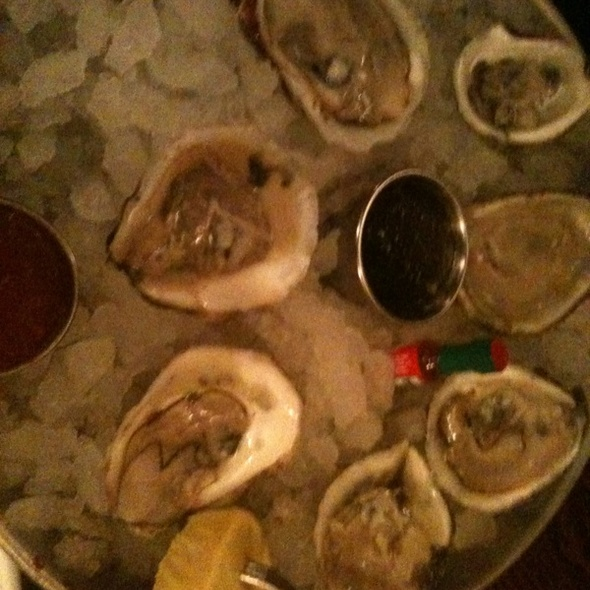 Blue Point Oysters - Michael's Cafe, Timonium, MD