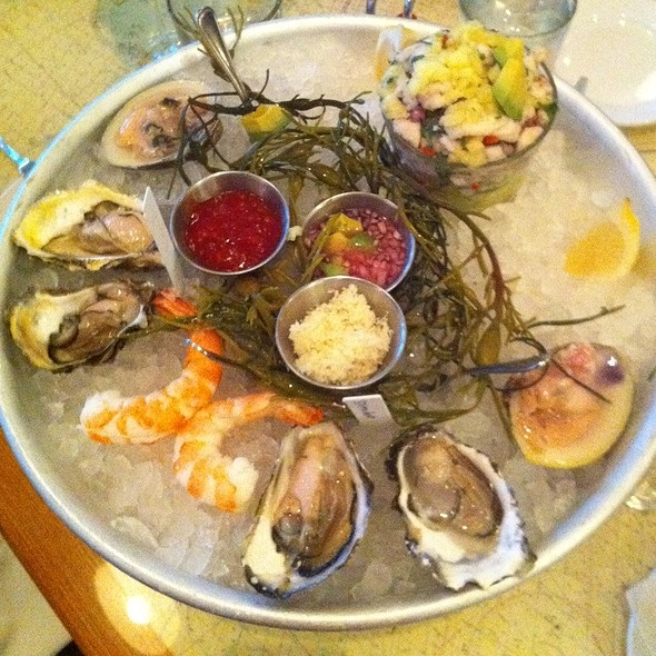 Chef's Platter - Yankee Pier Lafayette, Lafayette, CA