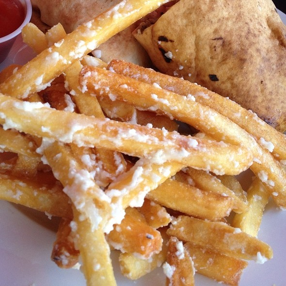 Greek Fries - Canal Bistro - Mediterranean Grill, Indianapolis, IN