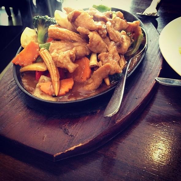 Spicy Pork Bulgogi @ Sapa Hills Restaurant