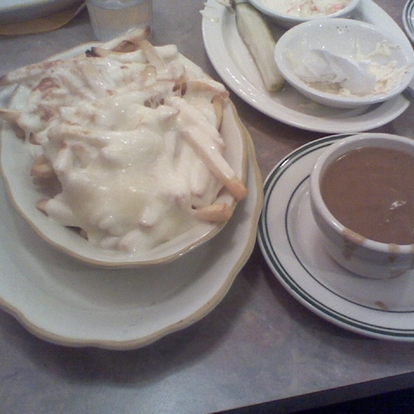 Cheese Fries And Gravy