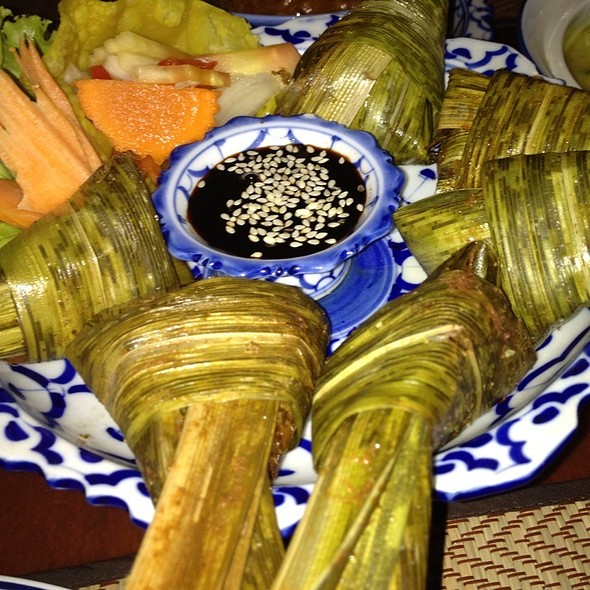 Gai Hor Bai Toey @ Panwa House