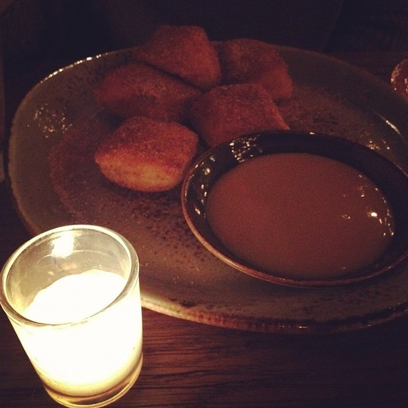 Chocolate Chile Beignets @ Kachina Southwestern Grill