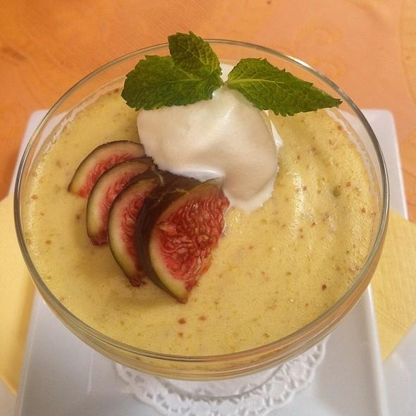 Fig Cream  @ Casa Tagoro