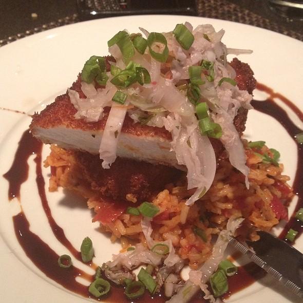 Japanese Fried Chicken - Parallax Restaurant & Lounge, Cleveland, OH