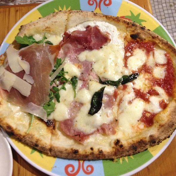 Fru Fru Pizza @ La Piazza Di Eataly