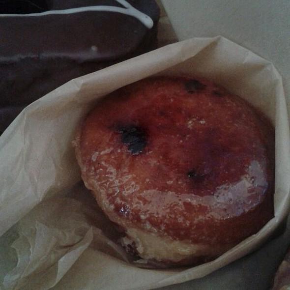 Creme Brulee Donuts