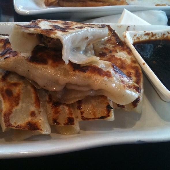 Fried Dumplings (Beef) @ Wong's Taiwanese Beef Noodle House