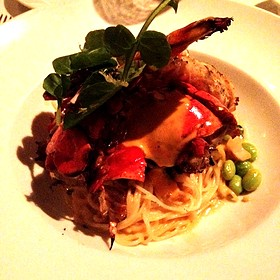 Mesquite Grilled Maine Lobster Tails - Geronimo, Santa Fe, NM
