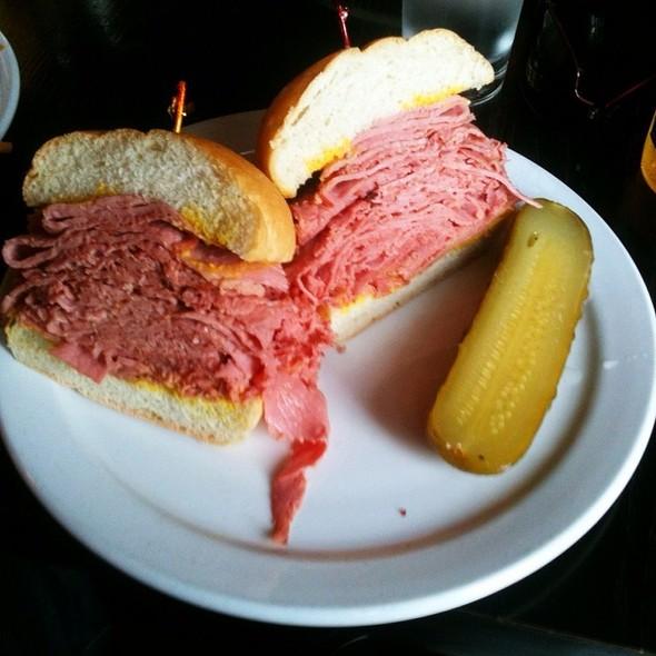 Corned Beef Sandwich @ Corned Beef House