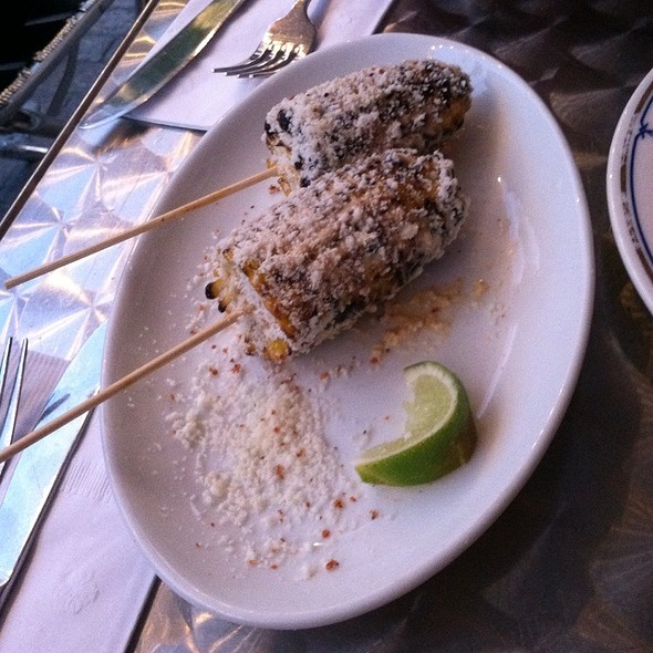Grilled Corn On Cob - Rosarito Fish Shack, Brooklyn, NY