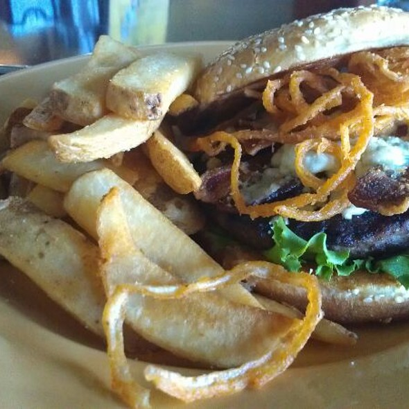 Smokey Burger And Fries - Bogart's Bar and Grill - Thousand Oaks, Thousand Oaks, CA
