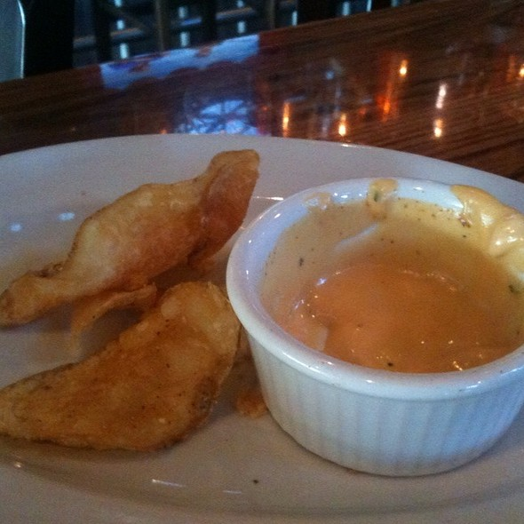 Smoked Gouda Beer Cheese @ Against the Grain Brewery and Smokehouse