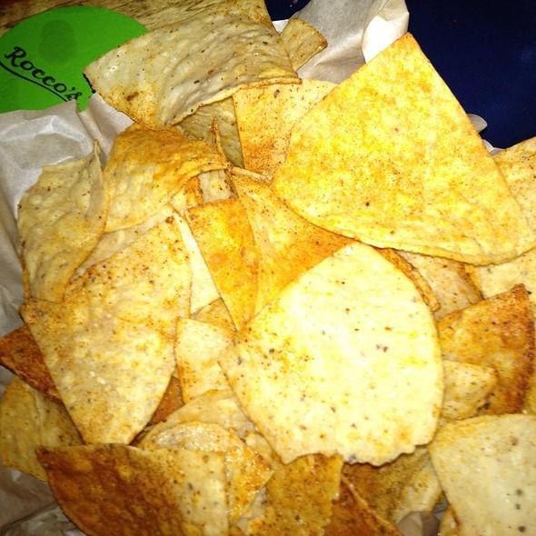 Tortilla Chips - Rocco's Tacos & Tequila Bar - PGA, Palm Beach Gardens, FL