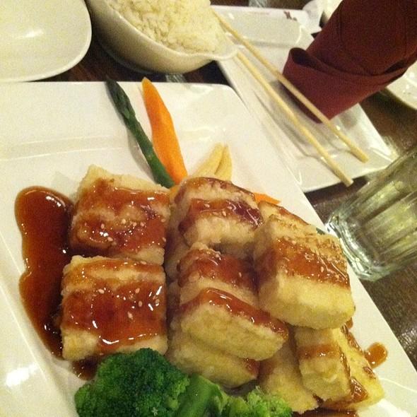 Teriyaki Tofu @ Hayashi Hibachi