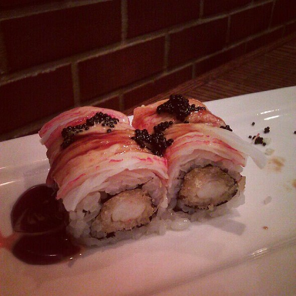 Black Angel Roll @ Sakura