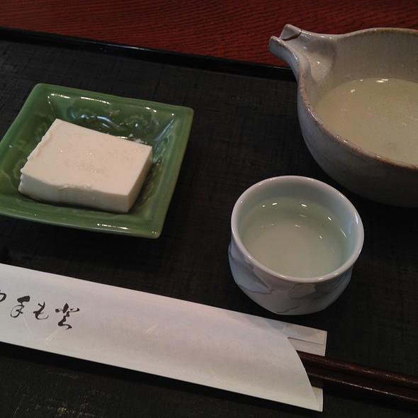 豆腐 @ ふじ多
