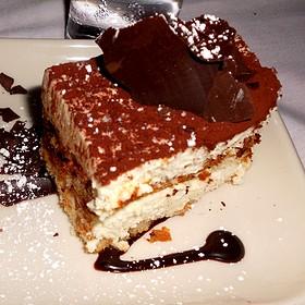 Tiramisu Mini Dessert