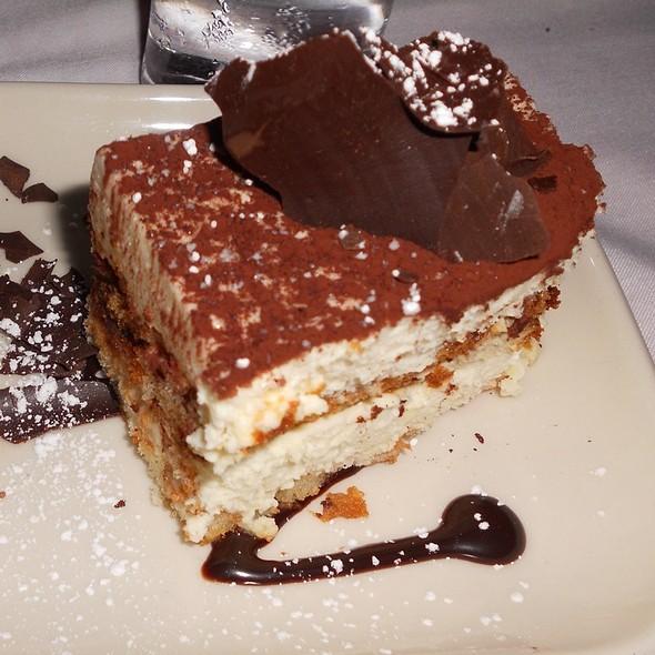 Tiramisu Mini Dessert - Maggiano's - Milwaukee, Wauwatosa, WI