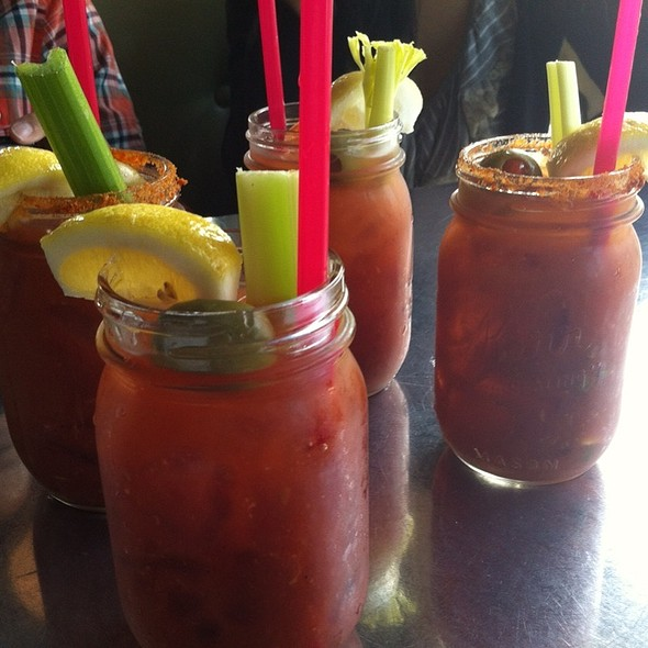 Bloody Mary @ Skillet Diner