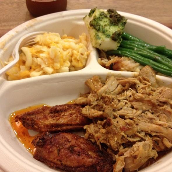 Hot Food Bar @ Whole Foods Market