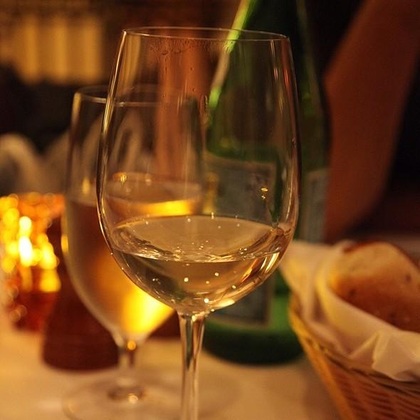 Pinot Grigio - Benjamin Steakhouse, New York, NY