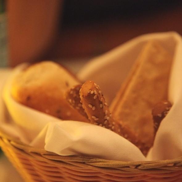 Complimentary Bread - Benjamin Steakhouse, New York, NY
