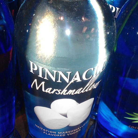 Marshmallow Vodka