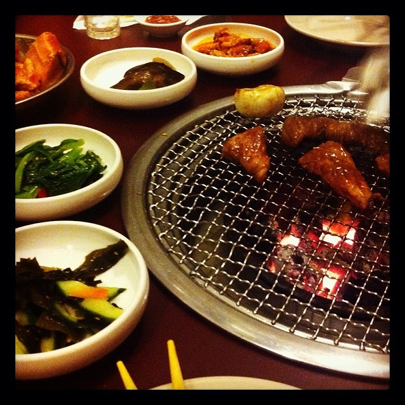 Korean BBQ @ BBQ Garden Korean Restaurant
