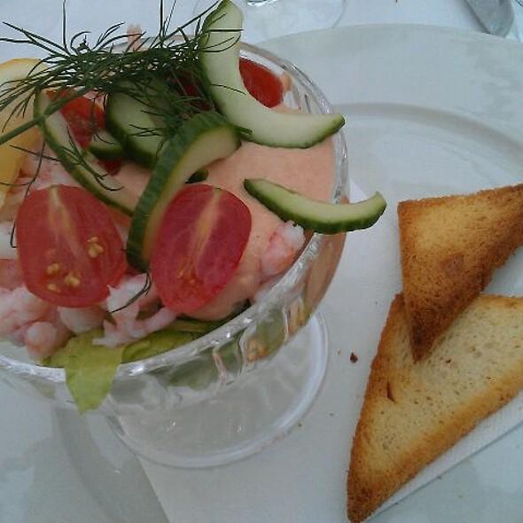 Shrimp Cocktail @ Restaurant Brdr. Price - Tivoli