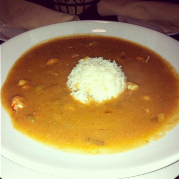 Crawfish Etouffee @ Ragin' Cajun