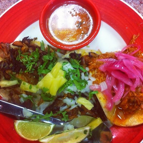 Al Pastor Taco @ Mexico's Deli