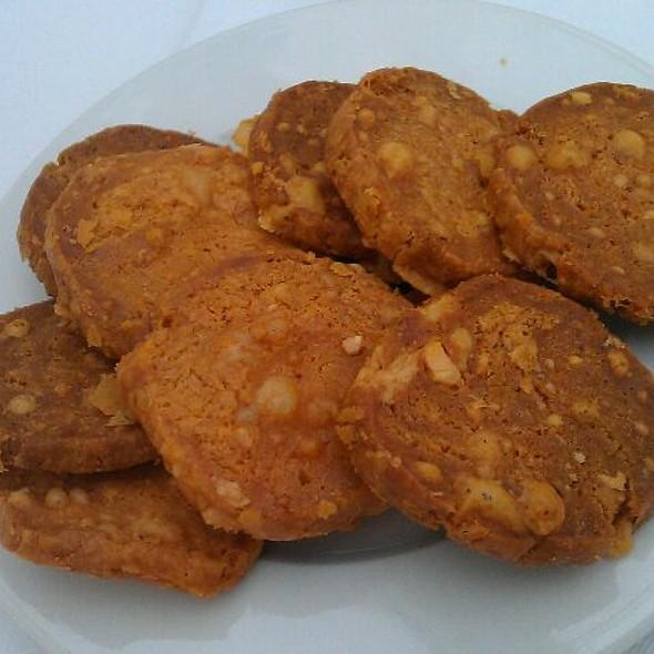 Cheese Bisquits @ Restaurant Brdr. Price - Tivoli