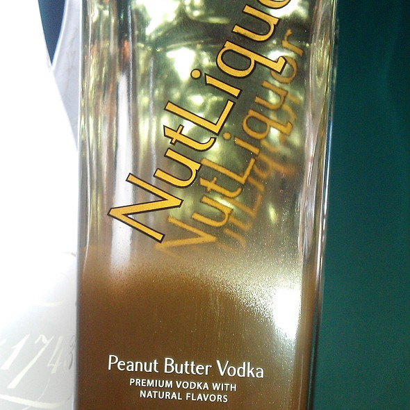 Nutliquor Peanut Butter Vodka
