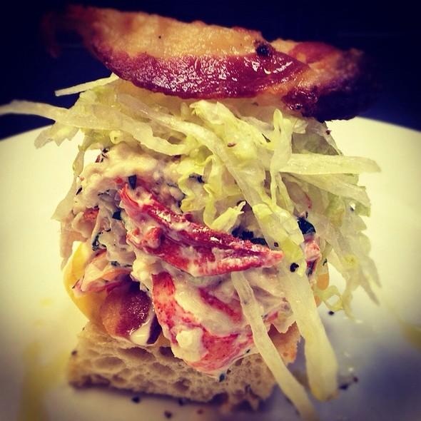 Lobster Blt . Simply Amazing ! - Vittorio's Restaurant & Wine Bar, Amityville, NY