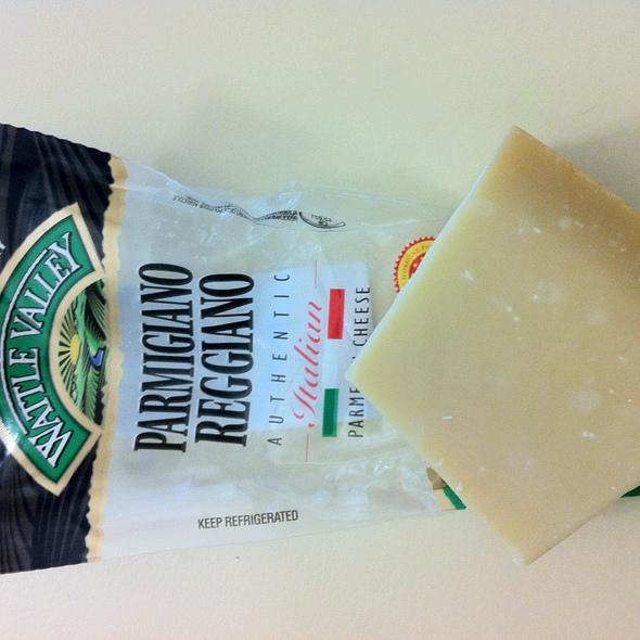 Parmigiano Reggiano @ The Foodspotting Holiday Spotathon