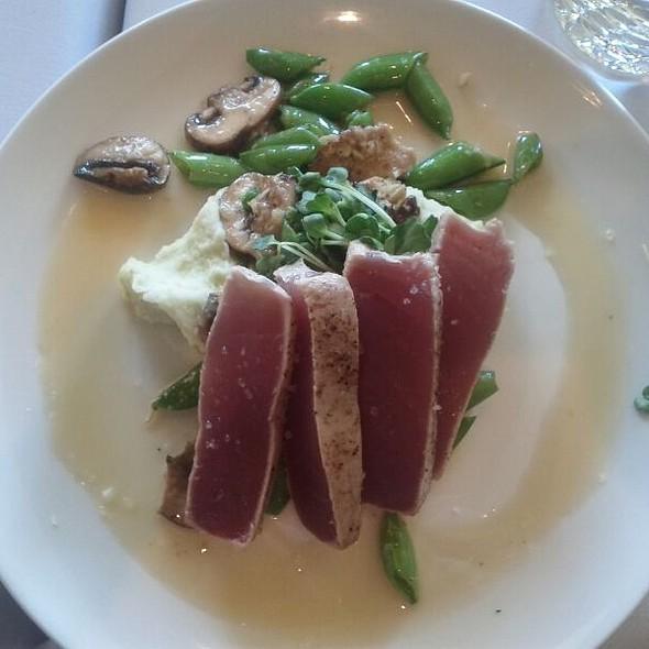 Ahi tuna - Savoy Bar and Grill Albuquerque, Albuquerque, NM