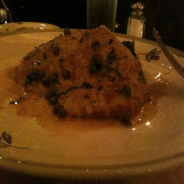Veal Scaloppini - Osteria al Doge, New York, NY