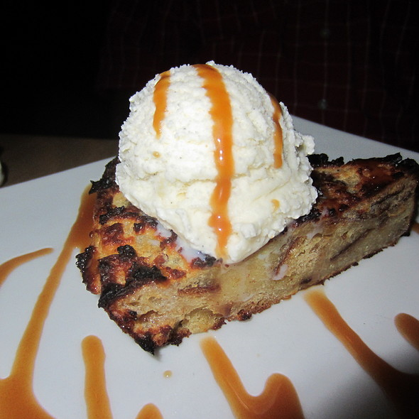 Bread Pudding @ Brookvin