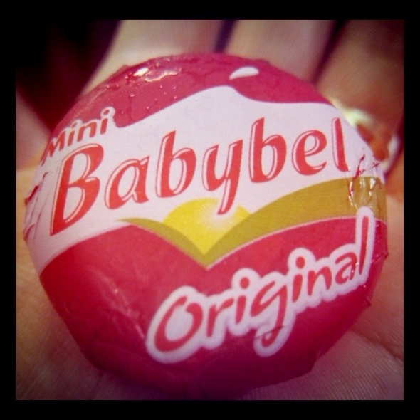 Babybel @ The Foodspotting Holiday Spotathon