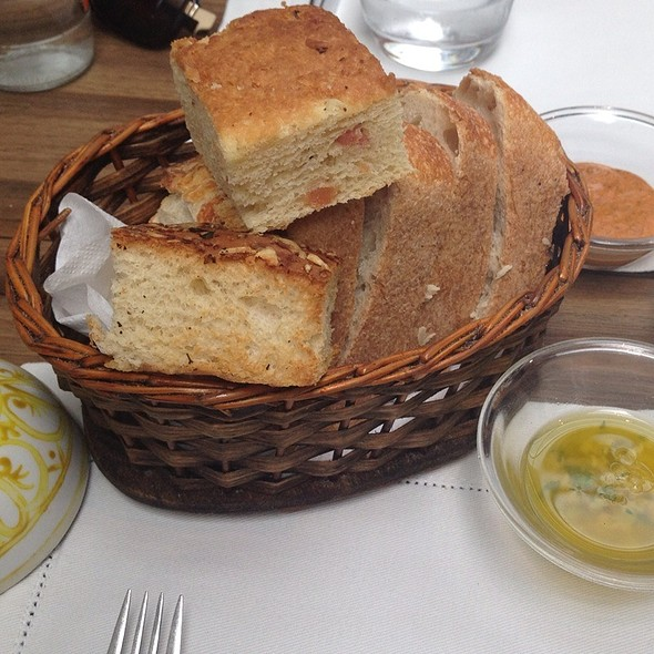 Entrada @ D'olivino Restaurante & Empório