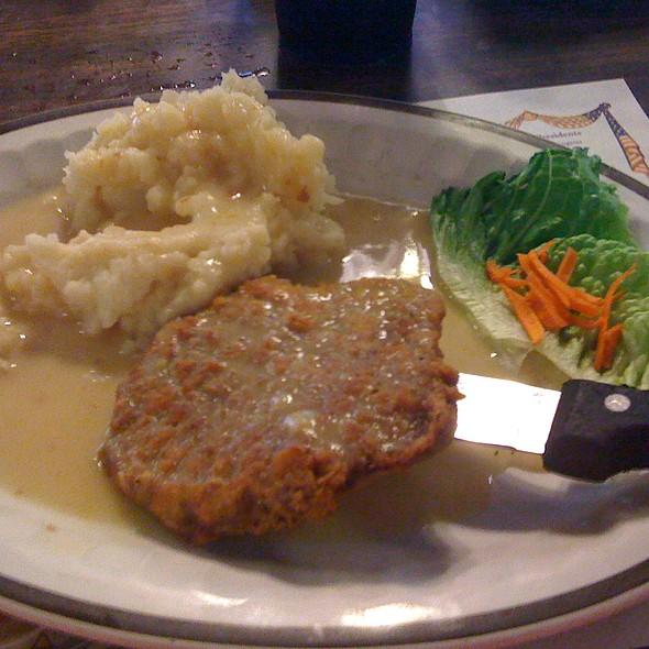 Chicken Fried Steak @ Brookside Restaurant