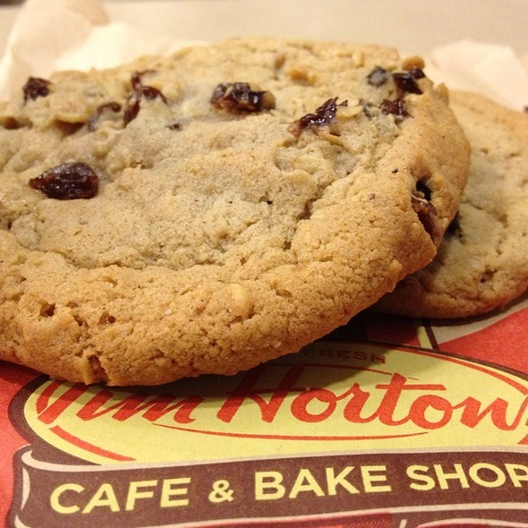 Calories In A Chocolate Chip Cookie Tim Hortons
