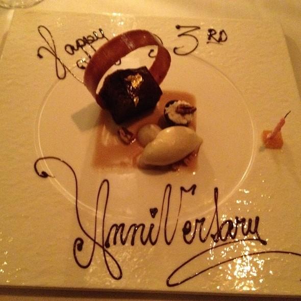 Los Ancones Chocolate & Espresso @ Aureole
