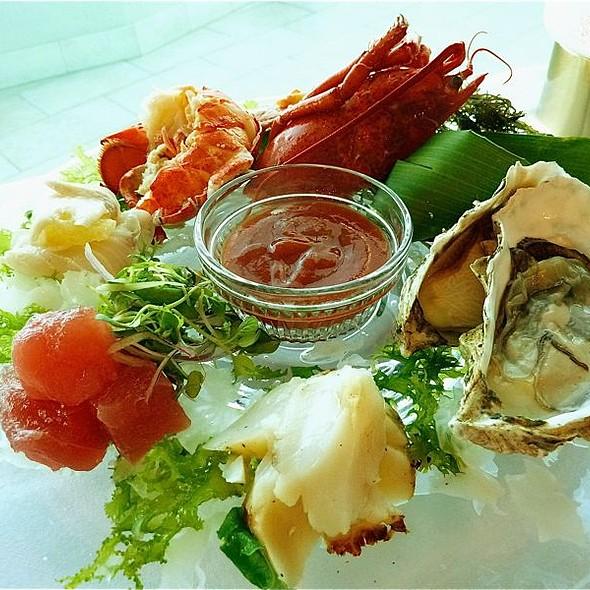 Seafood Platter - 53 by the Sea, Honolulu, HI